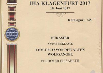 IHA Klagenfurt 2017